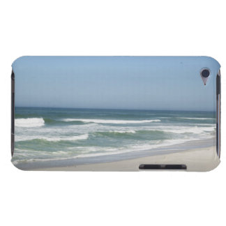 Beautiful view of beach against clear sky 2 iPod Case-Mate case