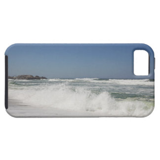 Beautiful view of beach against clear sky iPhone SE/5/5s case