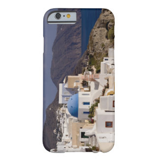 Beautiful village of Oia with white buildings Barely There iPhone 6 Case