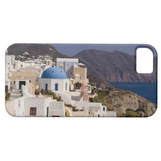 Beautiful village of Oia with white buildings iPhone SE/5/5s Case