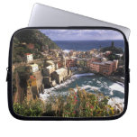 Beautiful Village of Vernazza in the Cinque Laptop Computer Sleeve
