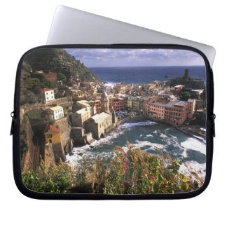 Beautiful Village of Vernazza in the Cinque Laptop Sleeve