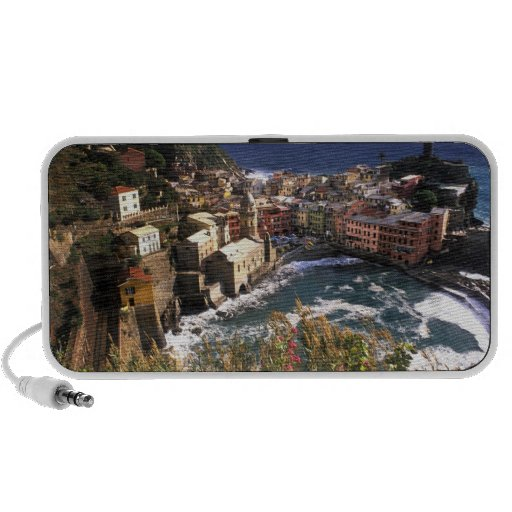 Beautiful Village of Vernazza in the Cinque Speaker