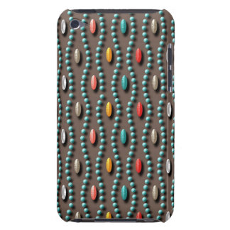 Beautiful Vintage Abstract Art iPod Touch Cover