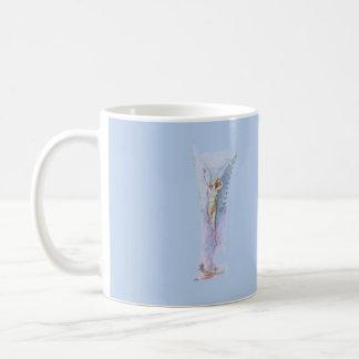 Beautiful Vintage Blonde Angel Coffee Mug