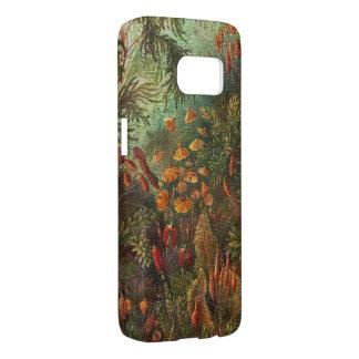 Beautiful Vintage Flowers Samsung Galaxy S7 Case