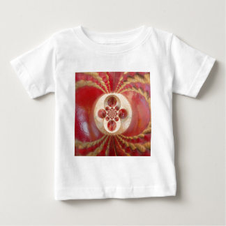 Beautiful Vintage Graphic Leather Cricket Balls.jp Baby T-Shirt