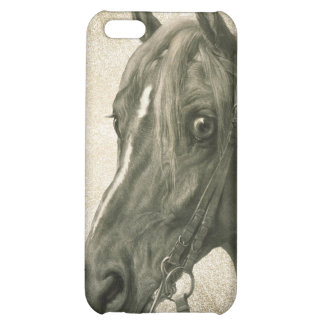 Beautiful Vintage Horse Art iPhone 5C Covers