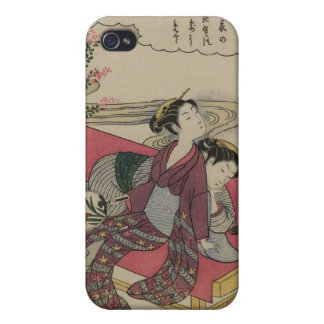 Beautiful Vintage Japanese Art /I iPhone 4/4S Case