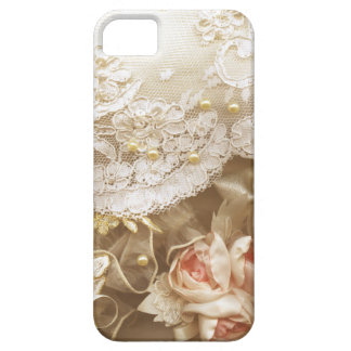 Beautiful vintage Lace Pearls iPhone 5 5S iPhone 5/5S Cover