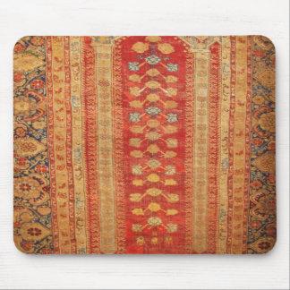 Beautiful Vintage Ottoman Era Islamic motif fabric Mouse Pad