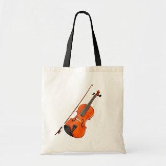 Beautiful Viola Musical Instrument Tote Bag