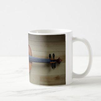 Beautiful Violin Image on a Mug