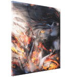"""Beautiful Vision..."" ArteKaos Wrapped Canvas"
