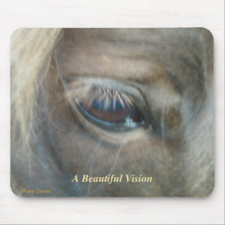 Beautiful Vision Mouse Pad