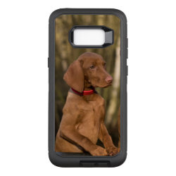 OtterBox Commuter Samsung Galaxy S8+ Case with Vizsla Phone Cases design