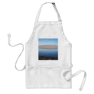 Beautiful Walker Lake Adult Apron