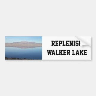 Beautiful Walker Lake Bumper Sticker