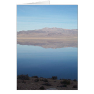 Beautiful Walker Lake Card