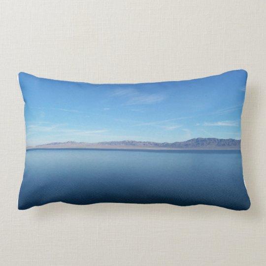 Beautiful Walker Lake Lumbar Pillow