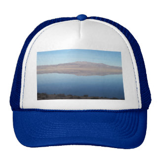 Beautiful Walker Lake Trucker Hat