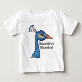 Beautiful Warrior Baby T-Shirt