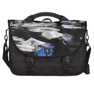 Beautiful Water Lilies Laptop Computer Bag