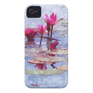 Beautiful Water Lily 1 iPhone 4 Case