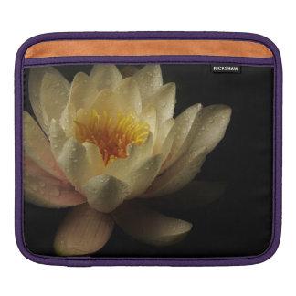Beautiful Water Lily iPad Sleeves