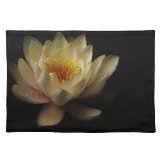Beautiful Water Lily Placemat