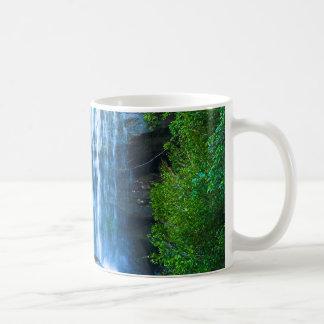 Beautiful  waterfall coffee mug