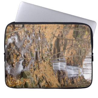 Beautiful waterfall! computer sleeve