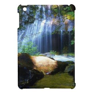 Beautiful Waterfall Jungle Landscape iPad Mini Cover