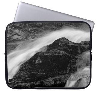 Beautiful Waterfall Landscape Photo Computer Sleeve