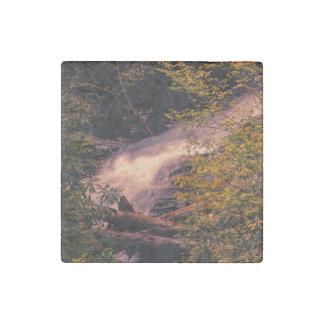 Beautiful Waterfall Landscape Photo Stone Magnet