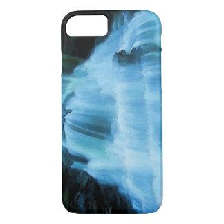 Beautiful Waterfall Painting iPhone 7 Case