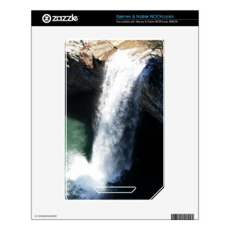 Beautiful Waterfall Decals For The NOOK Color