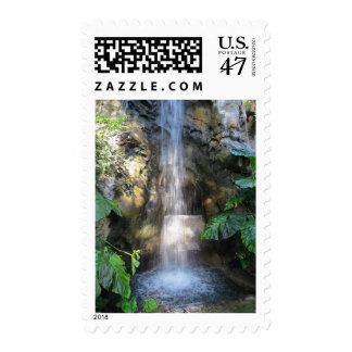 Beautiful Waterfalls Postage