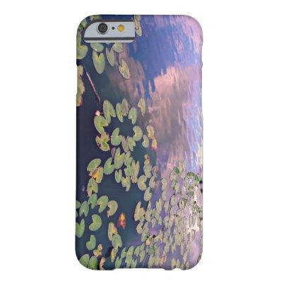 Beautiful Waterlilies iPhone 6 Case