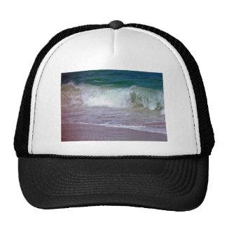 Beautiful Wave breaking Mesh Hats
