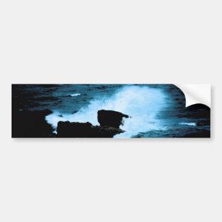 Beautiful Wave Bumper Sticker