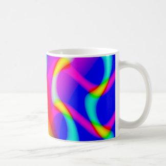 Beautiful Waves Classic White Coffee Mug