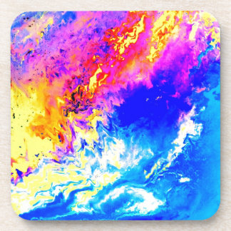 Beautiful weather beverage coasters