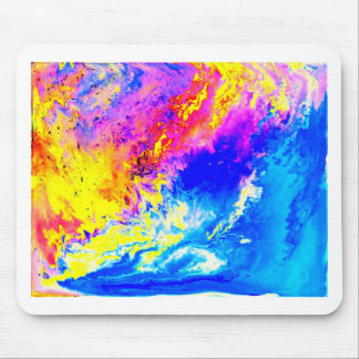 Beautiful weather mouse pad
