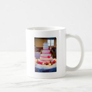Beautiful Wedding Cake Mug