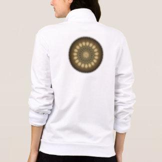 Beautiful Weed Kaleidoscope Mandala Printed Jackets