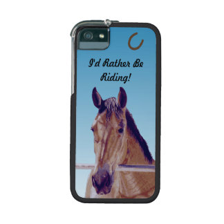 Beautiful Western Horse iPhone 5 Cases