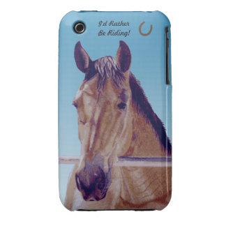 Beautiful Western Horse iPhone 3 Case-Mate Case