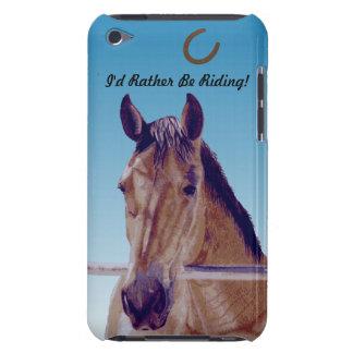 Beautiful Western Horse iPod Case-Mate Case
