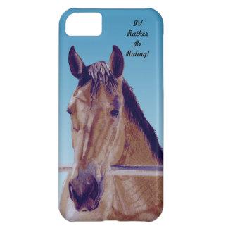 Beautiful Western Horse iPhone 5C Case